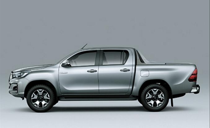 Giá xe Toyota Hilux 2.4E 4x2 AT 2019