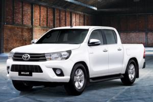 Giá xe Toyota Hilux 2.4G 4x4 MT 2019