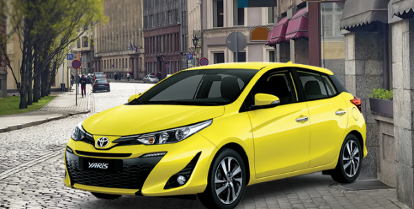 Đầuxe Toyota Yaris G CVT 2019