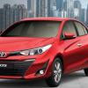 Giá xe Toyota Vios 1.5G CVT 2019
