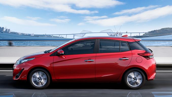 Giá xe Toyota Yaris G CVT 2019