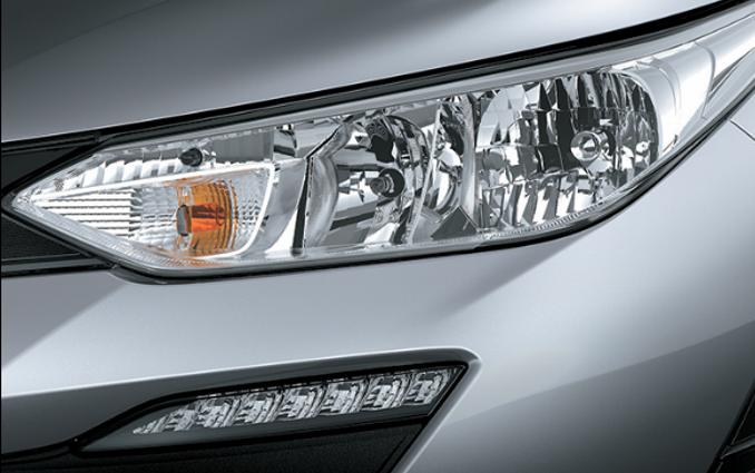 Đèn xe Toyota Vios 1.5E MT 2019