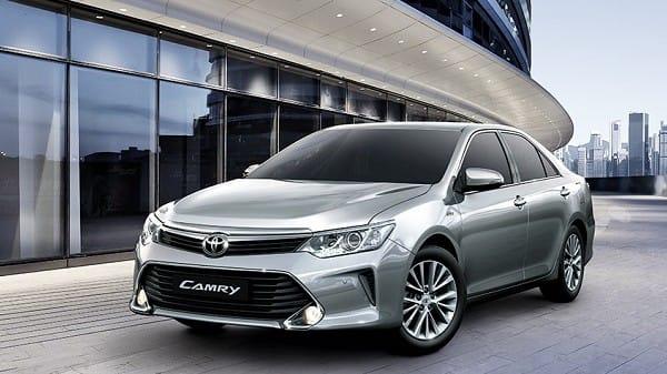 Toyota Camry 2.5G 2016