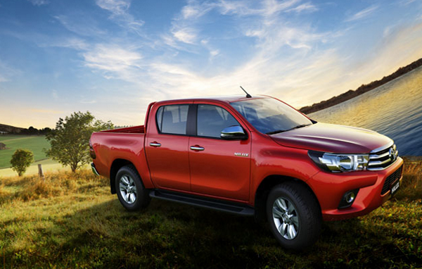 Giá xe Toyota Hilux 2.8G 4×4 AT 2019