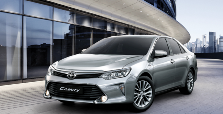 Camry 2019 thể thao