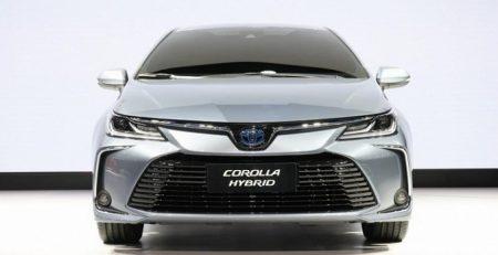 Động cơ xe Toyota Corolla Altis 2020