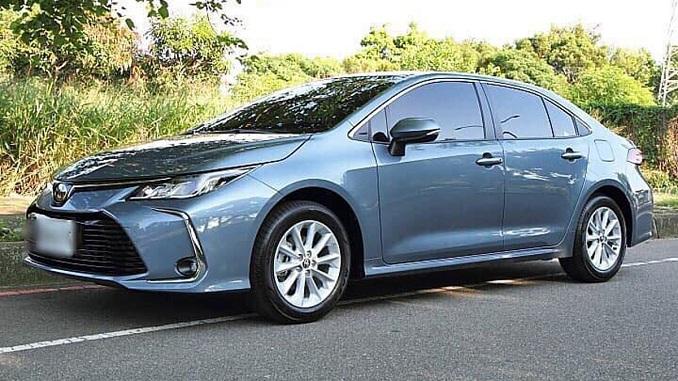 Công nghệ xe Toyota Corolla Altis 2020