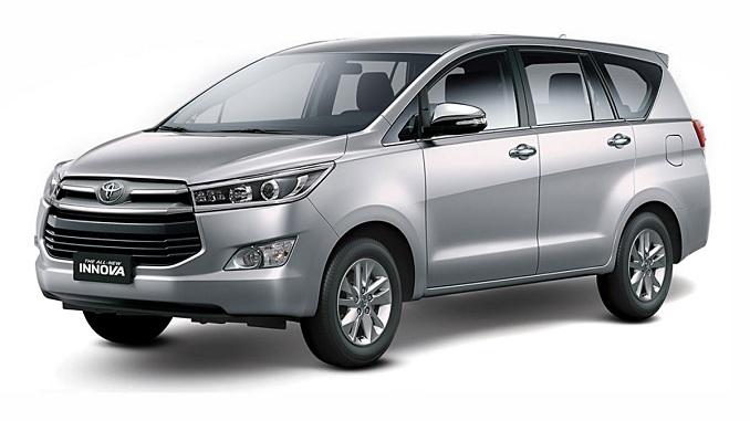 Toyota Innova 2020 ấn tượng với cơ bắp và hầm hố